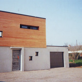 Menuiserie Pean - Bardage bois